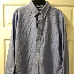 Nautica, Long-Sleeve Button-Down